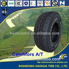 Good Performance China Car Tires CATCHFORS A/T LT285/75R16