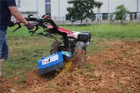 TEXAS multi-purpose two wheel walking tractor -rotary plow