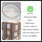 Food Grade Chondroitin Sulfate Bovine 90% USP34--cGMP Factroy Products
