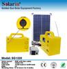 Renewable energy equipment offgrid solar power generator system