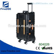 FineDEE 604026 Injection mold waterproof hard plastic dismantle handle case