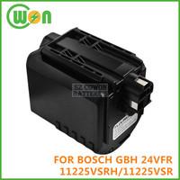 24V Replacement Battery for BOSCH GBH 24VFR GBH 24VRE 11225VSRH 11225VSR BAT019 BAT020 BAT021 Power Tools Battery
