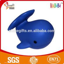 promotion dolphin lovely vinyl toy for kids