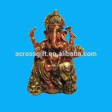 polyresin dieu éléphant hindou statue art du jardin