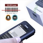 Android 4.1.2 Rugged mobile phone with 1D/2D barcode scanner RFID reader 3G wifi (IP65) waterproof