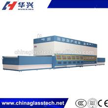 De dos hileras de ventilador de ahorro de energía convección forzada de vidrio templado de producción