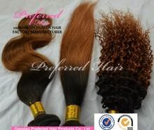 Top european raw hair of virgin human hair extension
