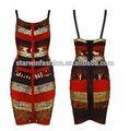 عيد الميلاد فستان آخر الخامس-- الرقبة فستان كوكتيل حار بيع صور تصاميم