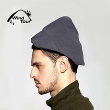 Functional 6 in 1 Thermal Ski Mask Fleece Full Face Hat Warmer Scarf Hood