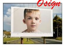 Osign frontlit light flex banner printing 1000*1000D 9*9
