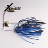 7g,10.5g,14g fishing jig with silicone skirts