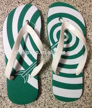 custom logo slippers