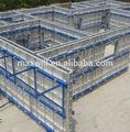 formas de alumínio para vigas de concreto