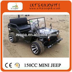 mini jeep willys 150cc