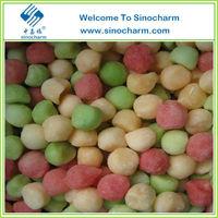 Frozen Fruit Blend Coloful Mixed Melon Ball
