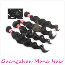Guarantee quality wholesale new product virgin human hair