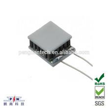 12 V 30 * 30 de estágio único de alta qualidade material termoelétrico para depilação a Laser