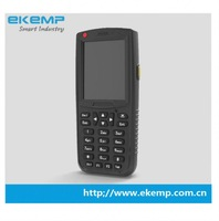 pda specification with fingerprint ,gprs,wifi ,1d barcode scanner ,rfid reader
