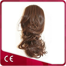 Customized Synthetic Hair Ponytail Products