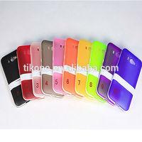 10 colors case for xiaomi mi2,combo smart case for mi2