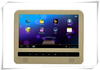 Manufacture ! China supplier 4.22 android system 9 inch hd touch screen headrest monitors for universal