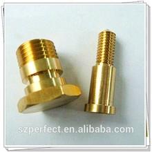 Hot sale precision CNC machined brass bushing