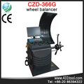 2014 vendita calda e di alta qualità c366g pneumatici usati auto equilibratrice
