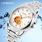 100M waterproof noble luxury watch oem hot vogue men's elegant quartz mechanical watch band