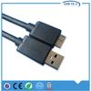 Lianfali hot sale usb cable Usb3.0/A male to Microusb3.0