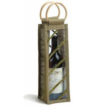 handle bag for non woven cotton drawstring wine bag bag in box wine dispenser