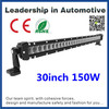 China supplier new product car led light bar 150w in automobile tuning light