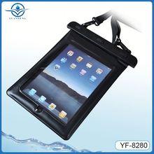 China wholesale beach waterproof bag pvc tpu for ipad3