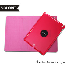 New hot selling 360 degree rotate leather case leather cover for ipad air