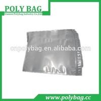 clear pvc waterproof zip lock bag for food