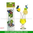 Quality most popular crazy plastic straws