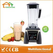 Commercial Europe Design mini high quality stainless steel blender jar