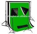 واط 2000 softbox إضاءة استوديو الصور الخفيفة فيديو خلفية تعيين ft 10x10 وطقم