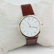 Top brand automatic custom made watch dials Slim Watch