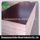 High quality cheap canada film faced plywood