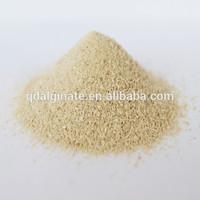 textile printing sodium alginate thickener agent