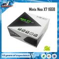 Minix neo x7 2gb ddr3+16g flaş android tv kutusu