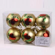 hotselling christmas ball/christmas snow ball/christmas foam bal