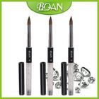 BQAN Pure Kolinsky Nail Art Acrylic Brush Diamond Handle for Nail Design