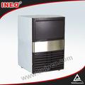 Açoinoxidável cafe máquina cubo de gelo maker/gelo fabricante de chips