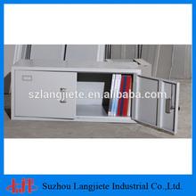 Lower open door steel filing cabinet/Metal cabinet design office furniture