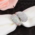 crystal silver anillos de plata de plata Anillos