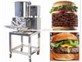 Comercial equipamentos de hambúrguer, kfc hambúrguer que faz a máquina, hambúrguer dá forma à máquina