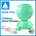 Fábrica- fabricante minúsculo adaptador usb wireless; antena wifi com ralink 3070l chpset
