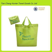 reusable nylon bags foldable shopping bags carry on