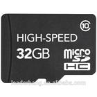 High speed 32gb rs dv mmc memory card promotional